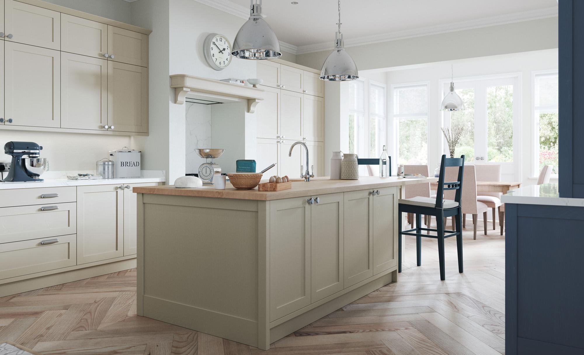 Classic modern Aldana kitchen