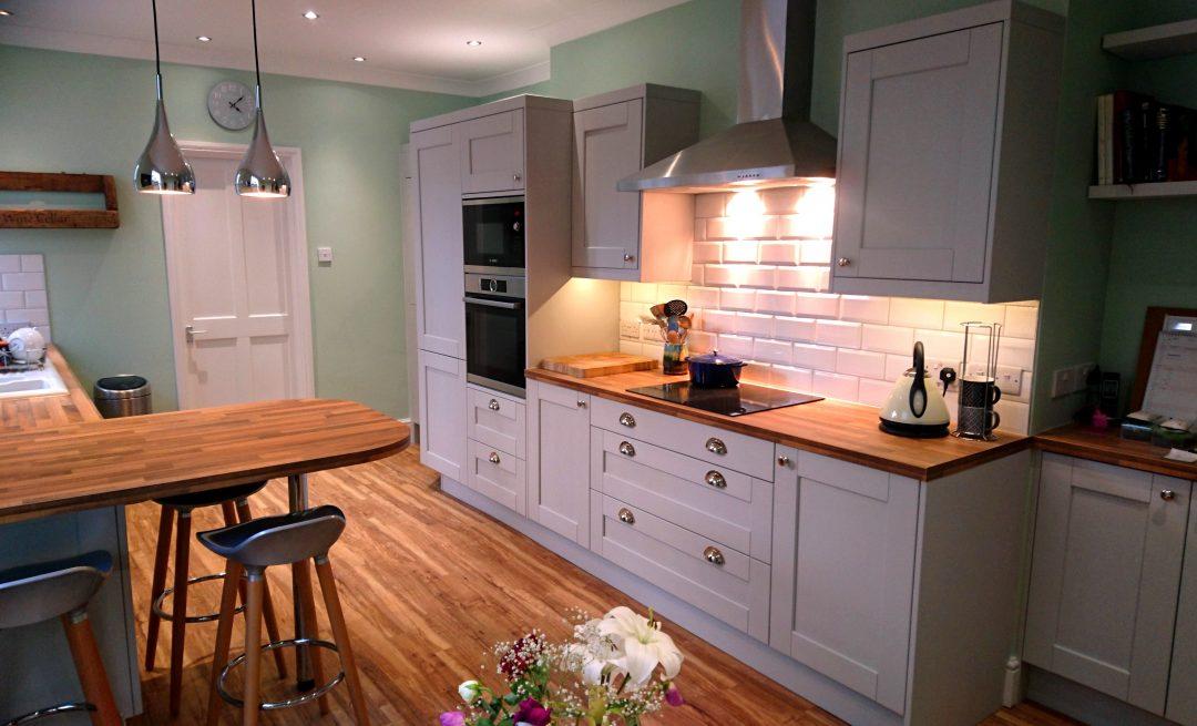 Kitchen designed by Armada Kitchens