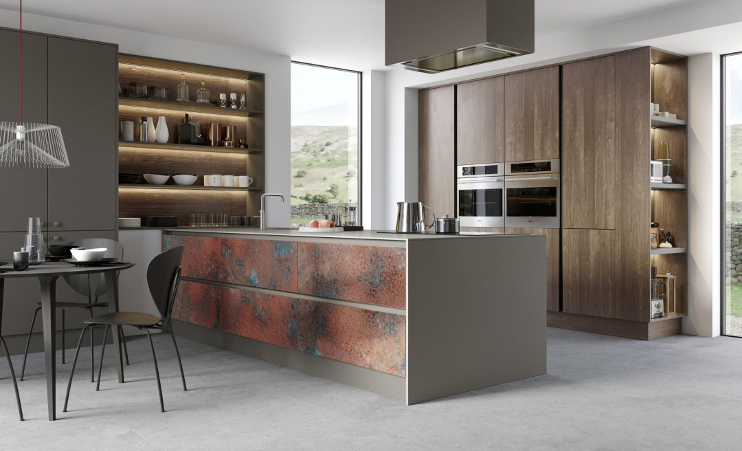 Ferro, a modern contemporary kitchen
