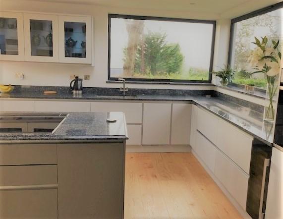 Devon Townhouse Kitchen