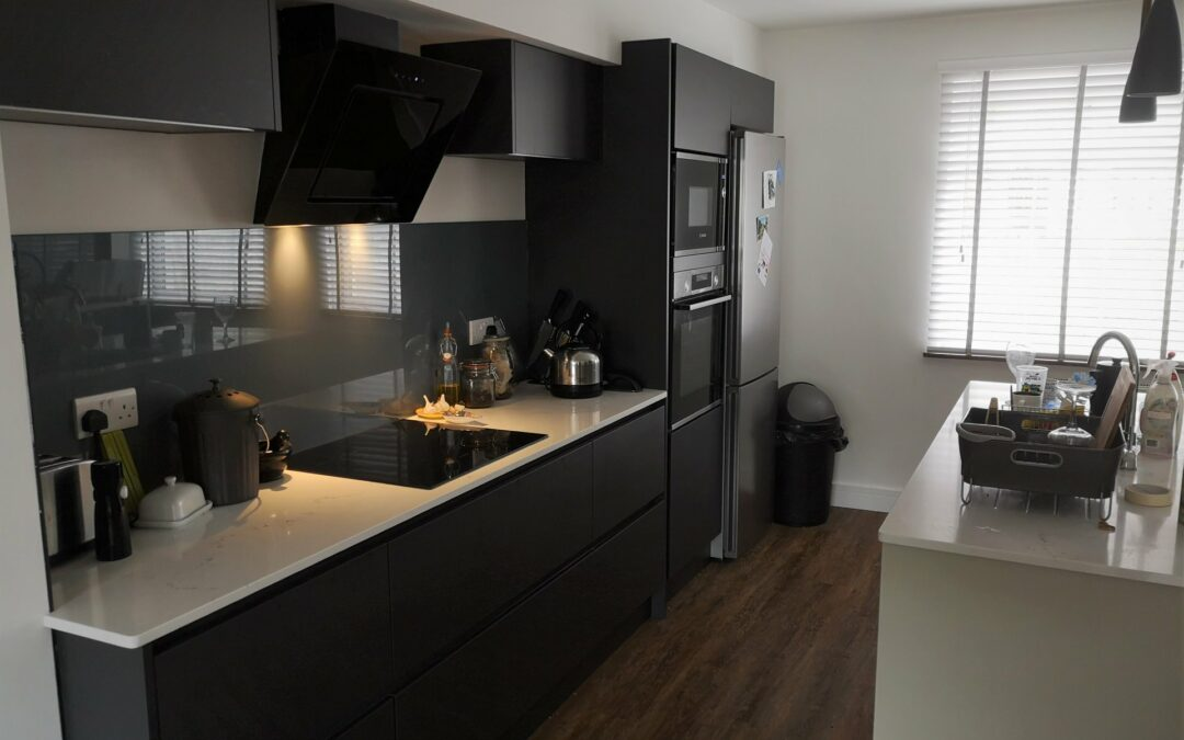 Modern Cornwall Kitchen